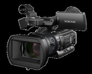 Professional Video Camera PNG Pic PNG Clip art
