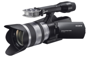 Professional Video Camera Transparent PNG PNG Clip art
