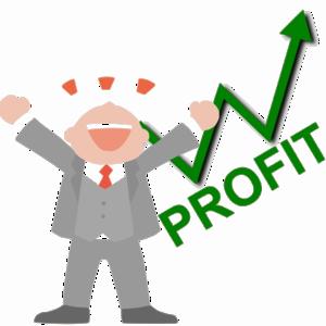 Profit PNG Free Download PNG Clip art