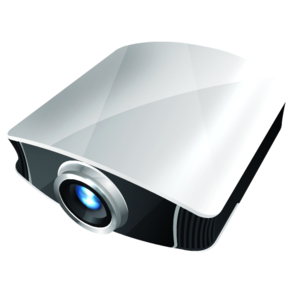 Projector Background PNG PNG Clip art