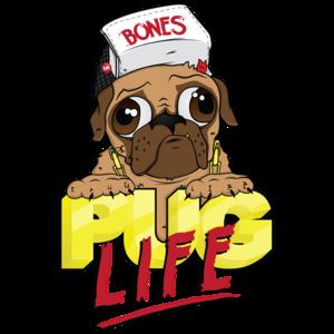 Pug Life PNG Photos PNG Clip art