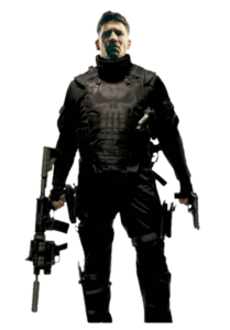Punisher PNG Pic PNG Clip art