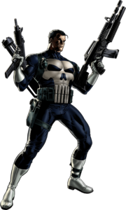 Punisher Transparent Background PNG Clip art