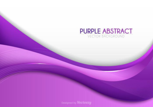 Purple Abstract Lines Transparent Background PNG Clip art