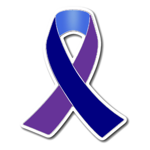 Purple Awareness Ribbon PNG Free Download PNG Clip art