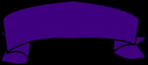 Purple Banner PNG Transparent Picture PNG Clip art