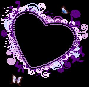 Purple Border Frame PNG Free Download PNG Clip art