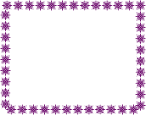 Purple Border Frame PNG Photos PNG Clip art