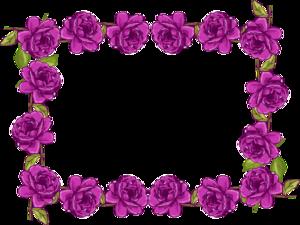 Purple Border Frame PNG Transparent Picture PNG Clip art