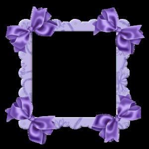 Purple Border Frame Transparent Background PNG Clip art