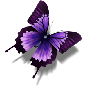 Purple Butterfly PNG Image PNG Clip art