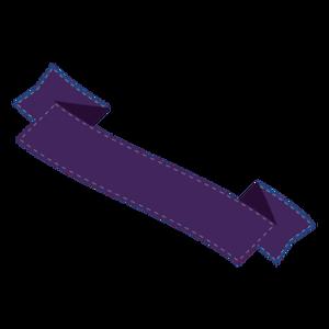 Purple Ribbon PNG Clipart PNG Clip art