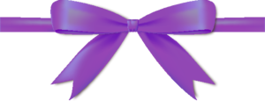 Purple Ribbon PNG Picture PNG Clip art
