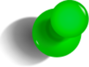 Pushpin PNG Image PNG Clip art