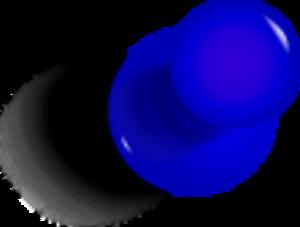 Pushpin PNG Transparent PNG Clip art