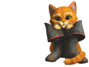 Puss In Boots PNG File PNG image