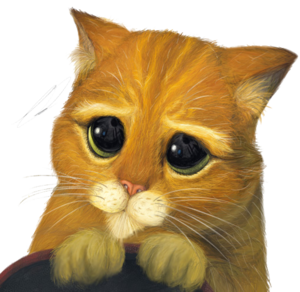 Puss In Boots Transparent PNG PNG image