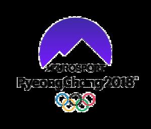PyeongChang 2018 Olympics Logo PNG Image PNG icon