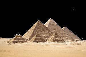 Pyramids Transparent Background PNG Clip art