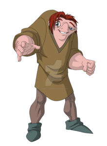 Quasimodo PNG Clipart PNG Clip art