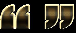 Quotation Mark Transparent Background PNG Clip art