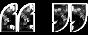Quotation Mark Transparent PNG PNG Clip art