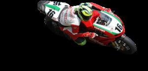 Racing Motorbike PNG File PNG Clip art