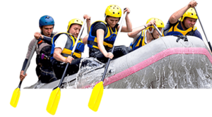 Rafting Background PNG PNG Clip art