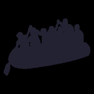 Rafting PNG File PNG Clip art