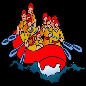 Rafting PNG Free Download PNG Clip art