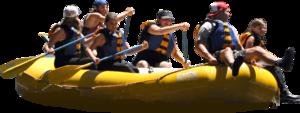 Rafting PNG Image PNG Clip art