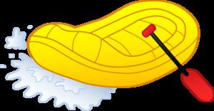 Rafting PNG Pic PNG Clip art