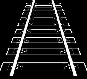 Railroad Tracks PNG Image Free Download PNG Clip art