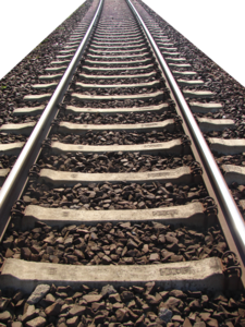 Railroad Tracks PNG Transparent Background PNG Clip art