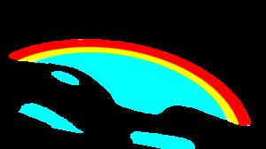 Rainbow After Rain PNG PNG Clip art