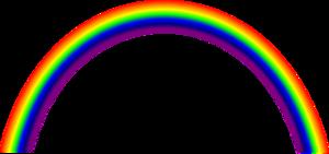 Rainbow Art PNG PNG Clip art