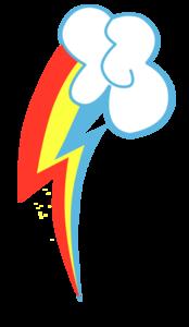 Rainbow Dash Cutie Mark PNG Photos PNG Clip art