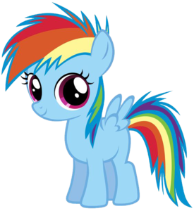 Rainbow Dash PNG Photos PNG clipart