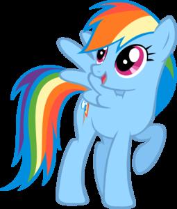 Rainbow Dash PNG Transparent Image PNG Clip art