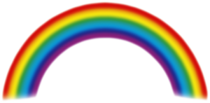 Rainbow For Kids PNG PNG Clip art