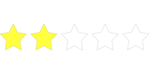 Rating Star Download PNG Image PNG Clip art