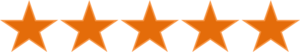 Rating Star PNG Transparent Image PNG Clip art