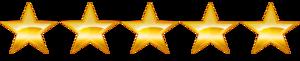 Rating Star Transparent PNG PNG Clip art
