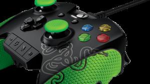 Razer Gamepad PNG Image PNG Clip art