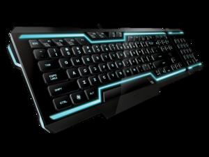 Razer Tron Keyboard PNG PNG Clip art