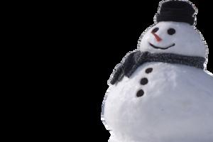 Real Snowman PNG PNG Clip art