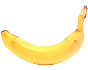 Realistic Banana PNG PNG Clip art