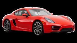 Red 2016 Nissan 370Z Porsche Caymen S PNG PNG Clip art