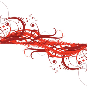 Red Abstract Lines PNG Image PNG Clip art