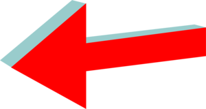 Red Arrow PNG Pic PNG Clip art
